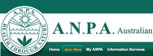 The Australian Naturopathic Practitioners Association (ANPA)