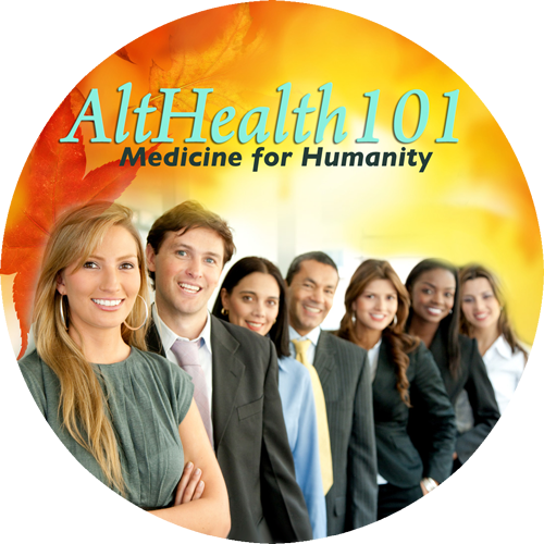 Alt Health 101 - Medicine for Humanity